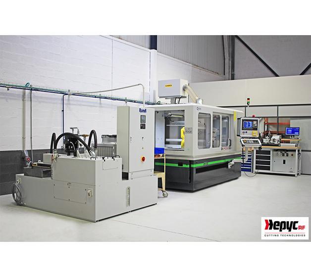 Nueva planta de fabricación avanzada de Hepyc