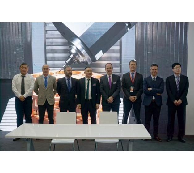 """IBARMIA firma un acuerdo de intenciones para crear una """"joint venture"""" en China"""