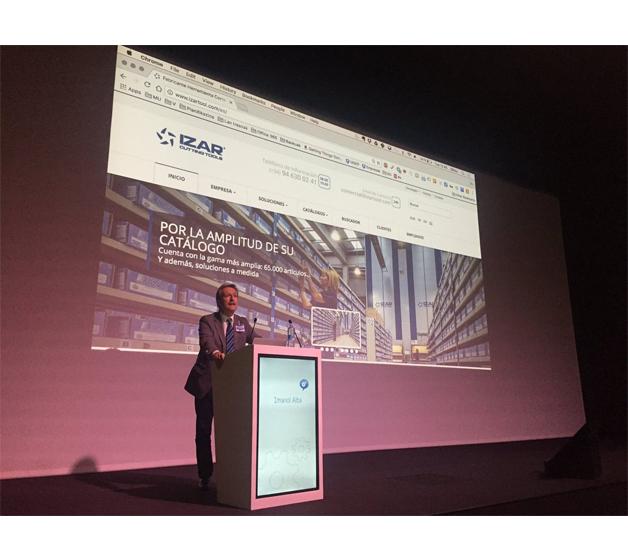 IZAR protagonista en el congreso de marketing digital #Indusmedia
