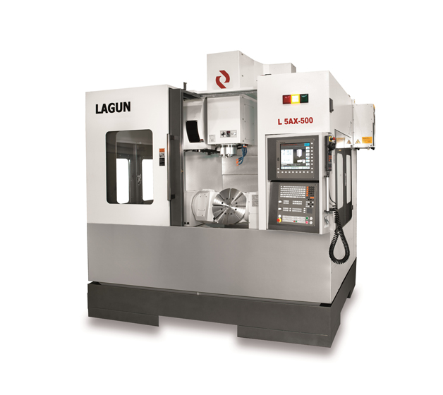 LAGUN MACHINERY en la EMO 2017 (Hall 13, stand A54)