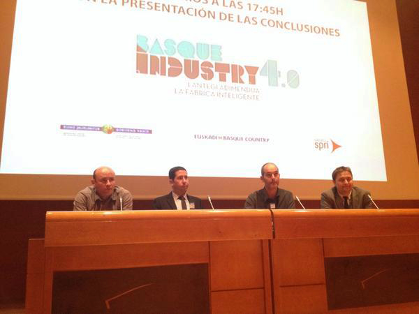Lantek presenta su concepto Lantek Factory en Basque Industry 4.0