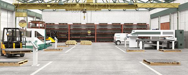 #EUROBLECH2014 - Lantek Factory en EuroBLECH