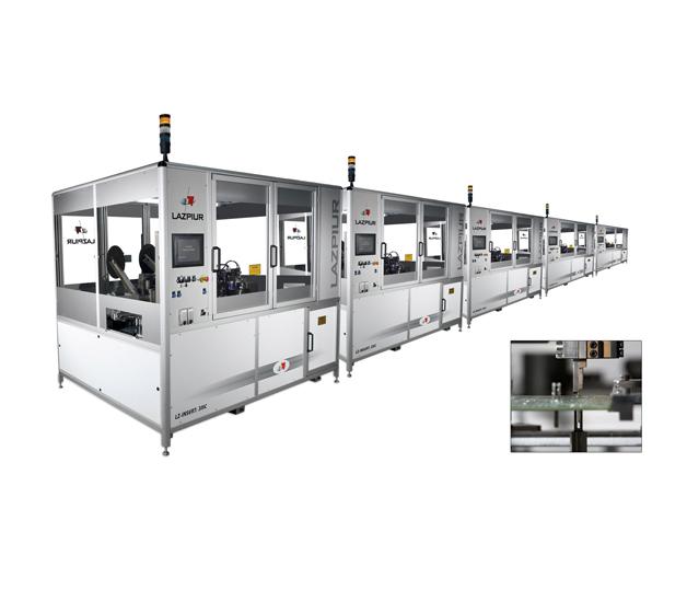 Lazpiur logra un pedido de Filipinas para fabricar tres máquinas que montarán las cajas de fusibles de coches de General Motors