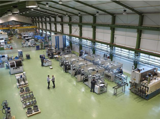 Lazpiur entrega a Lear Marruecos una línea de producción para fabricar cajas de fusibles