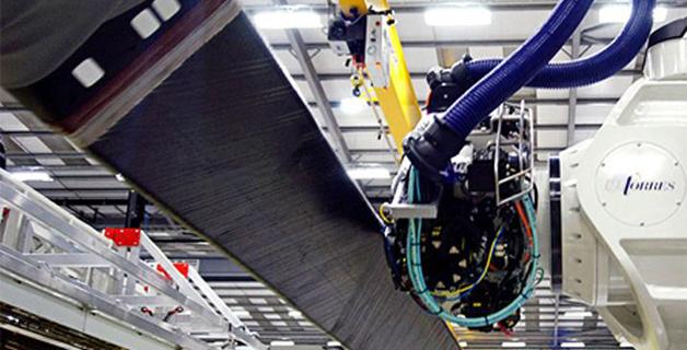 MTorres suministra a GKN Aerospace y Spirit Aerosystems máquinas AFP (Automatic Fiber Placement) para el encintado de los spars del ala del A350 XBW