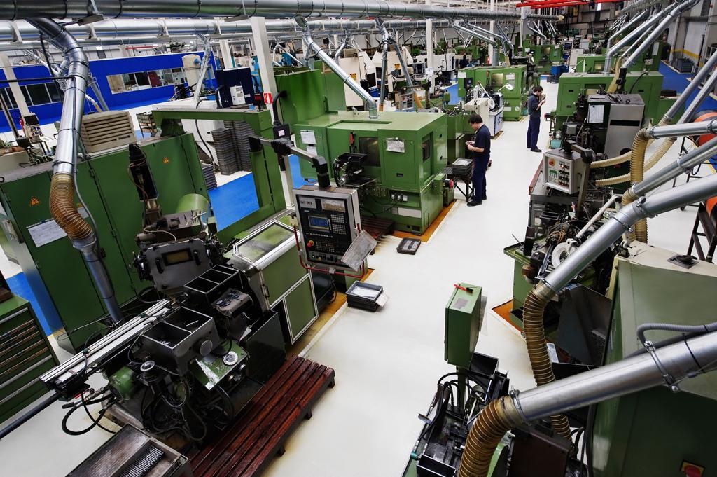 Plan RENOVE para la adquisición de maquinaria industrial en el País Vasco