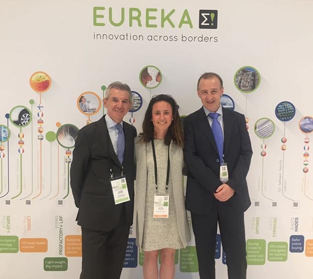 SMART obtiene el Eureka Cluster Applicant Label
