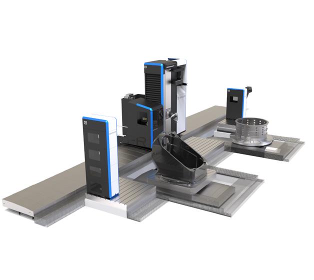 Máquina multitasking SORALUCE de última generación para ampliar la capacidad de mecanizado de Goimek