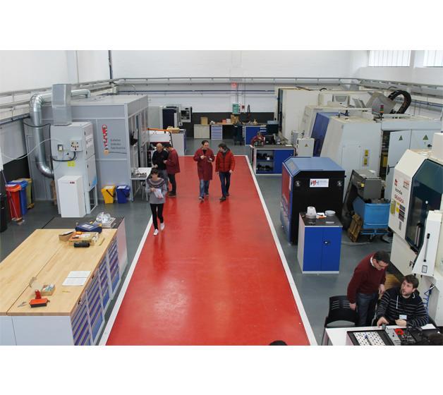 Presentada la RED GIPUZKOA 4.0 de Fabricación Avanzada, con la participación del IMH en fabricación aditiva