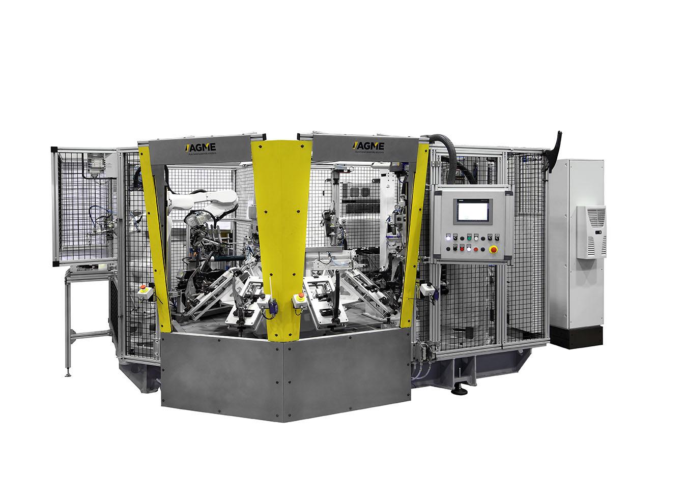 Otros sistemas de manipulación, automatización industrial y montaje agme_montaje_frenos mano