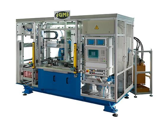 Special assembly machines/lines AGME SPECIAL PURPOSE MACHINE FOR ASSEMBLING AUTOMOTIVE COMPONENTS