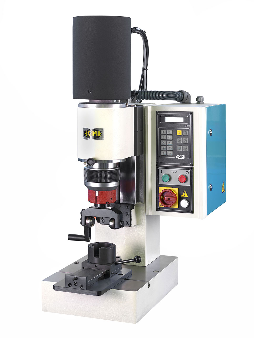 Riveting machines agme-RIVETING-FOR-ROLLING