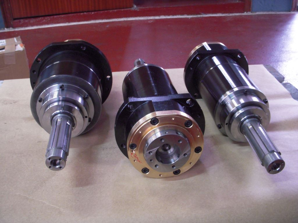 Mandrels and electro-mandrels Complete manufacturing of Milling machine