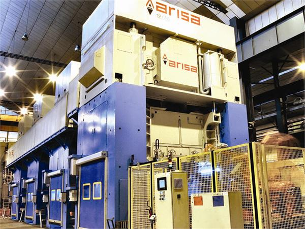 Other sheet metal working machines ARISA5