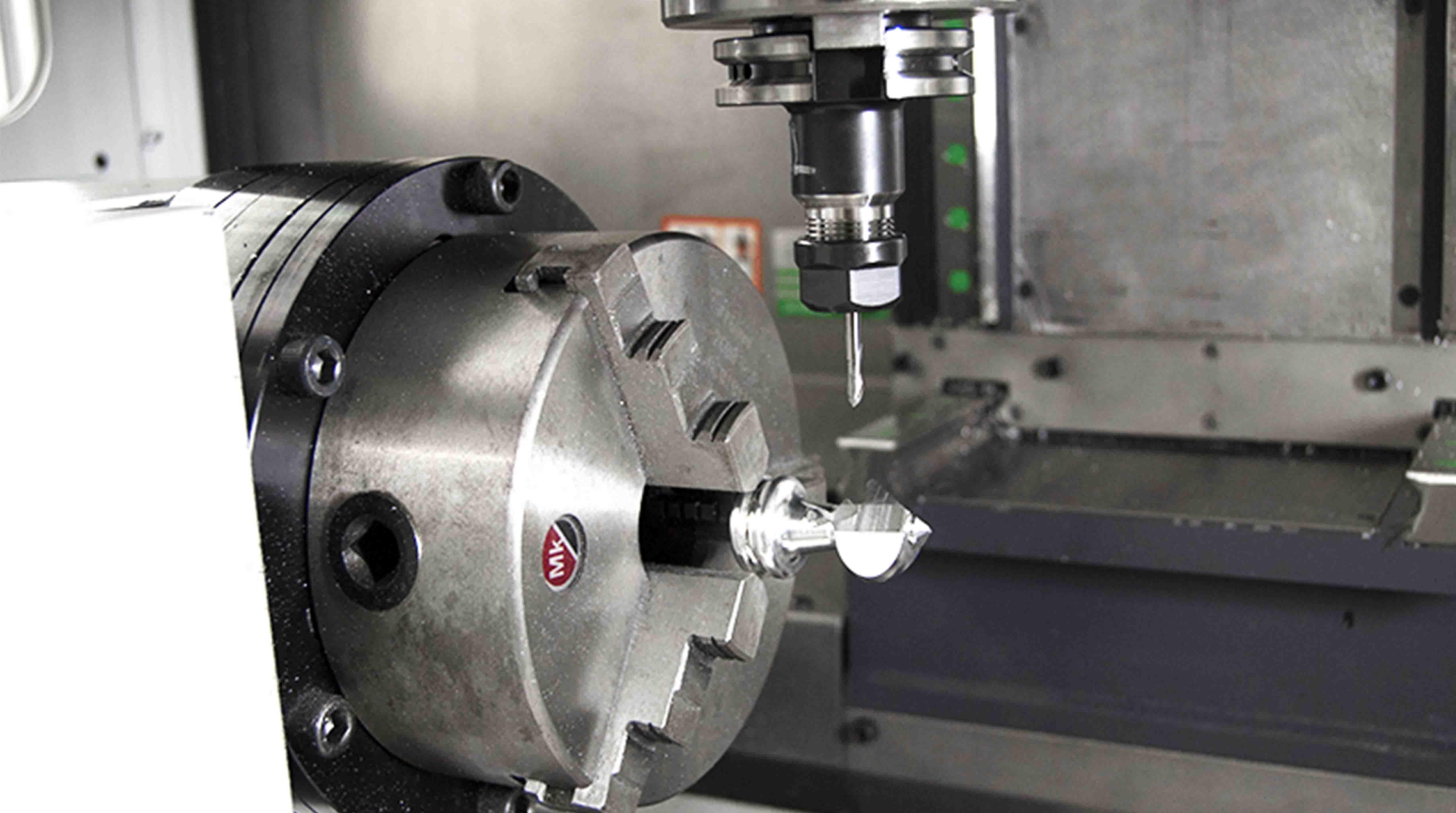 Multitasking milling machines IKASMAK 5.1 Multi-process machine