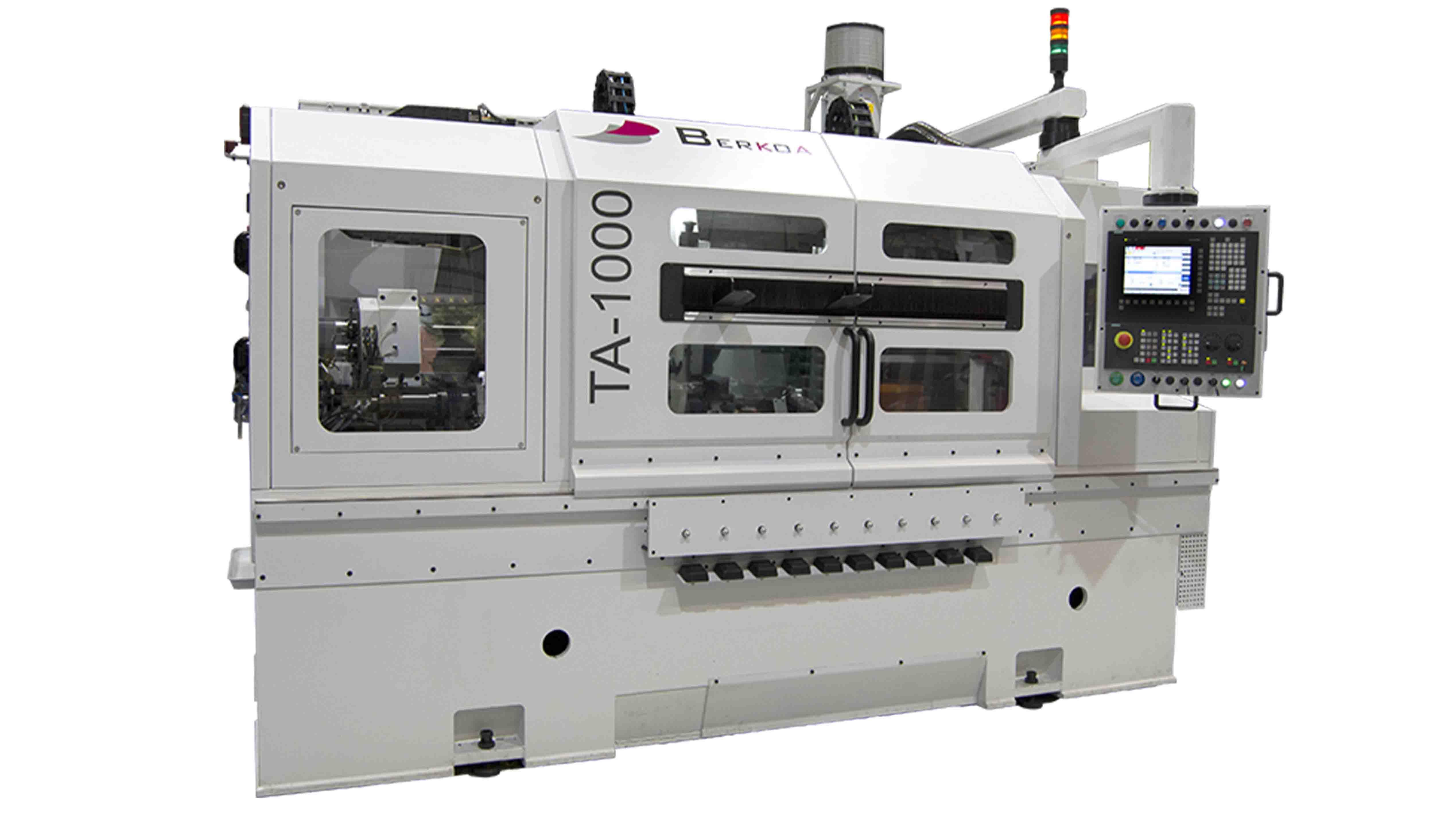 TA-1000 Bar lathe