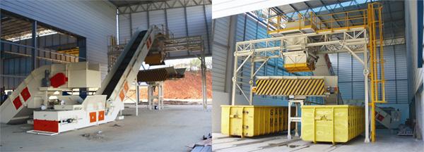 Transportadores de residuos COMETEL02