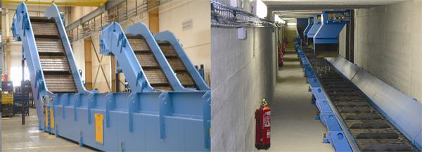 Transportadores de residuos COMETEL03