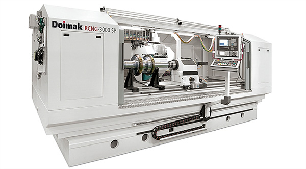 External horizontal cylindrical grinding machines DOIMAK10