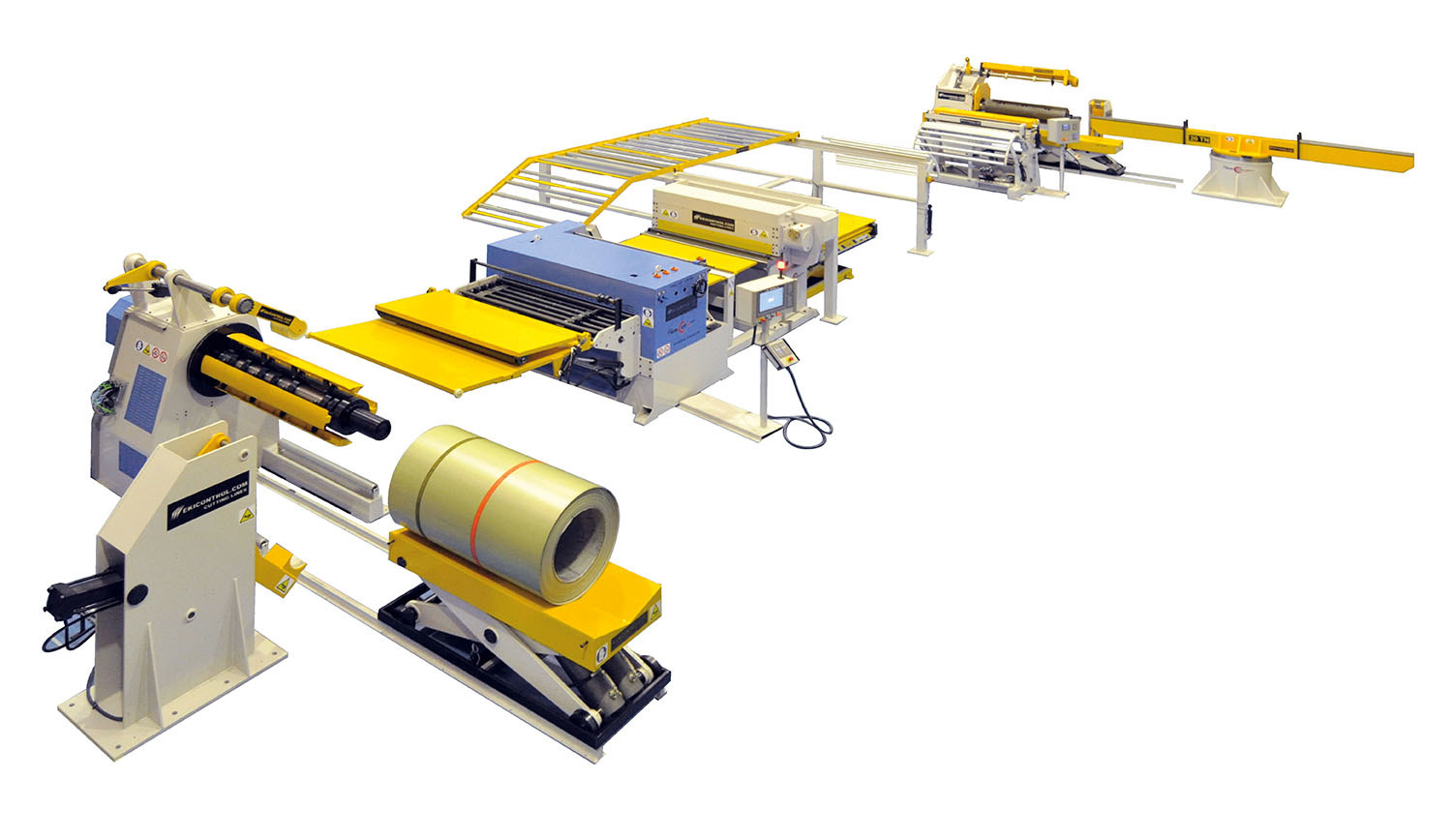 Cutting lines EKICONTROL_SLITTING_LINE