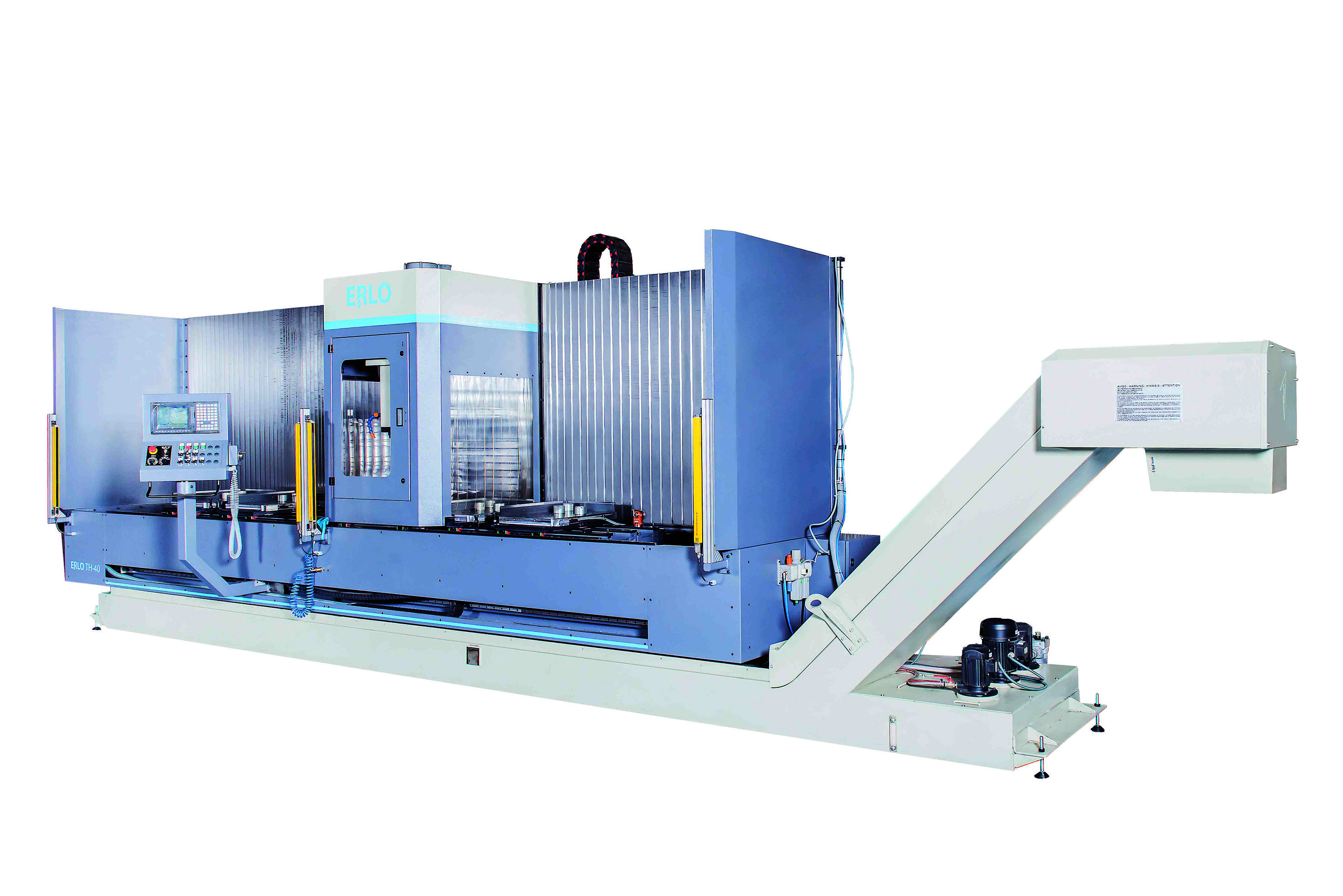 High speed vertical machining centres ERLOGROUP_FIXED_BEDFRAME