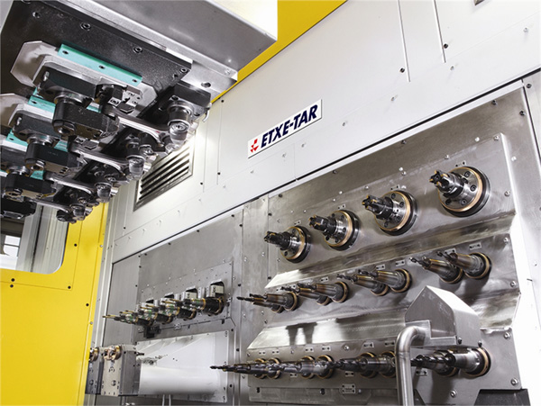 Flexible manufacturing systems ETXETAR_11