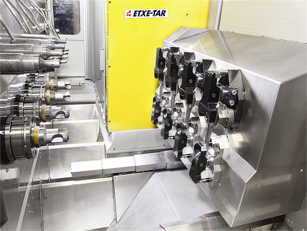 Flexible manufacturing systems ETXETAR_12