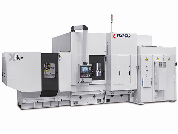 High speed horizontal machining centres ETXETAR_02