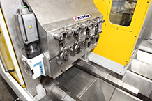 Flexible manufacturing systems ETXETAR_COMPLETE LINE FOR CON-ROD WITH BIELA CONCEPT MACHINE