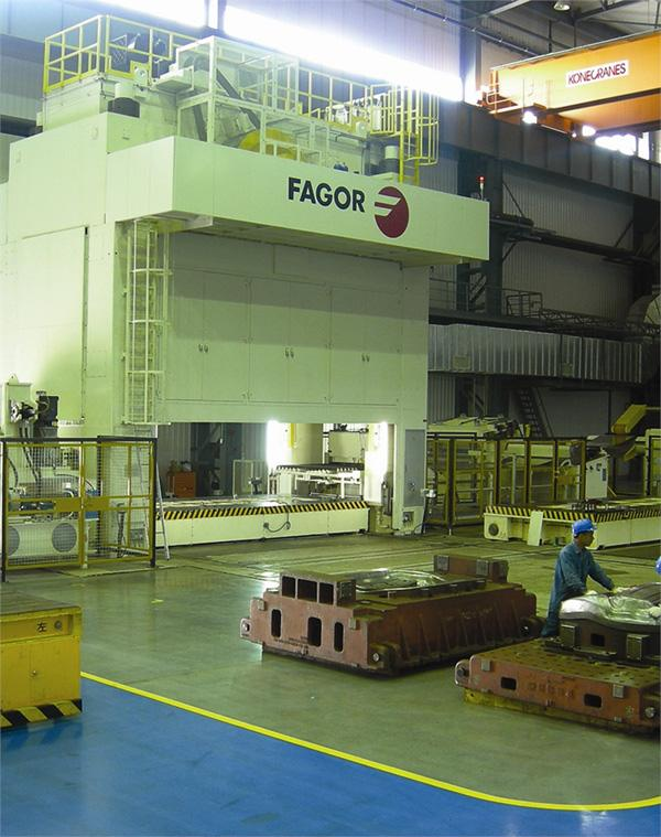 Mechanical progressive presses FAGORARRAS06
