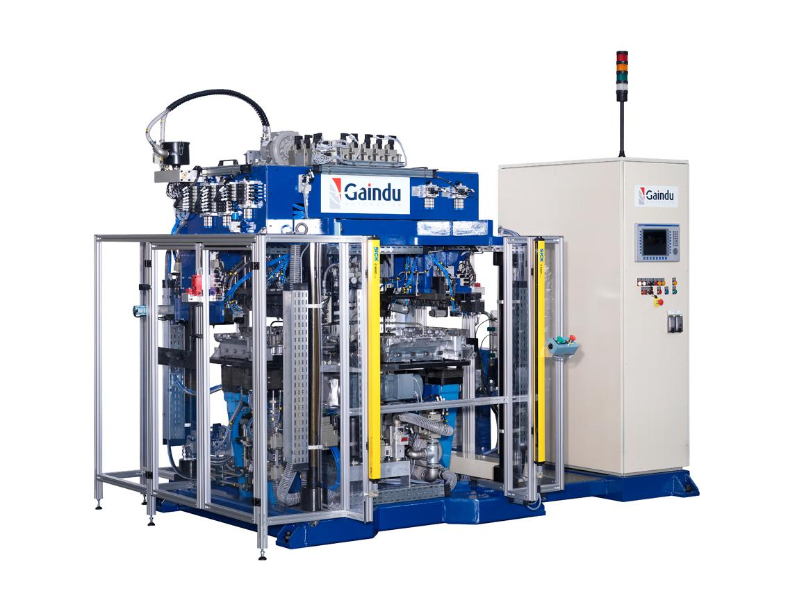 Other machines, systems and manufacturing technologies GAINDU_FLEXIBLE LEAK TEST MACHINES