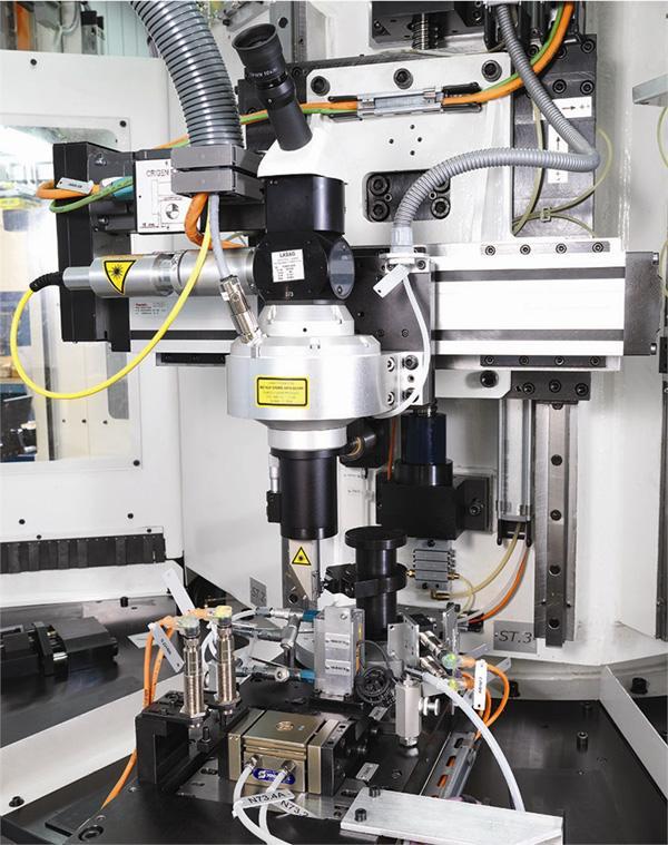 Otras máquinas, sistemas y tecnologías de fabricación GAINDU03