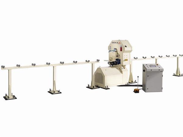 Punzonadoras para barras, perfiles y tubos GEKA13