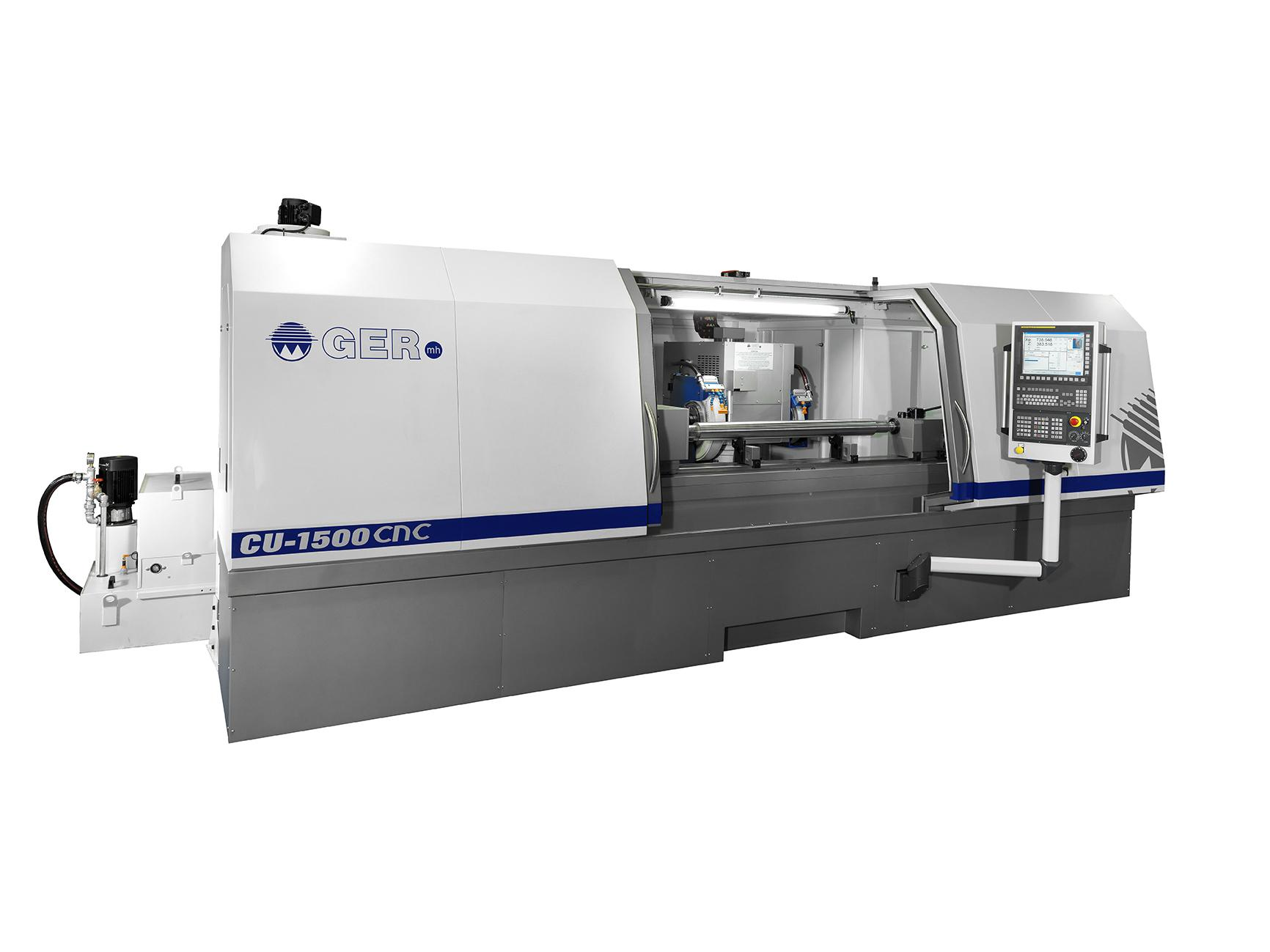 Universal cyclindrical grinding machines GER_03