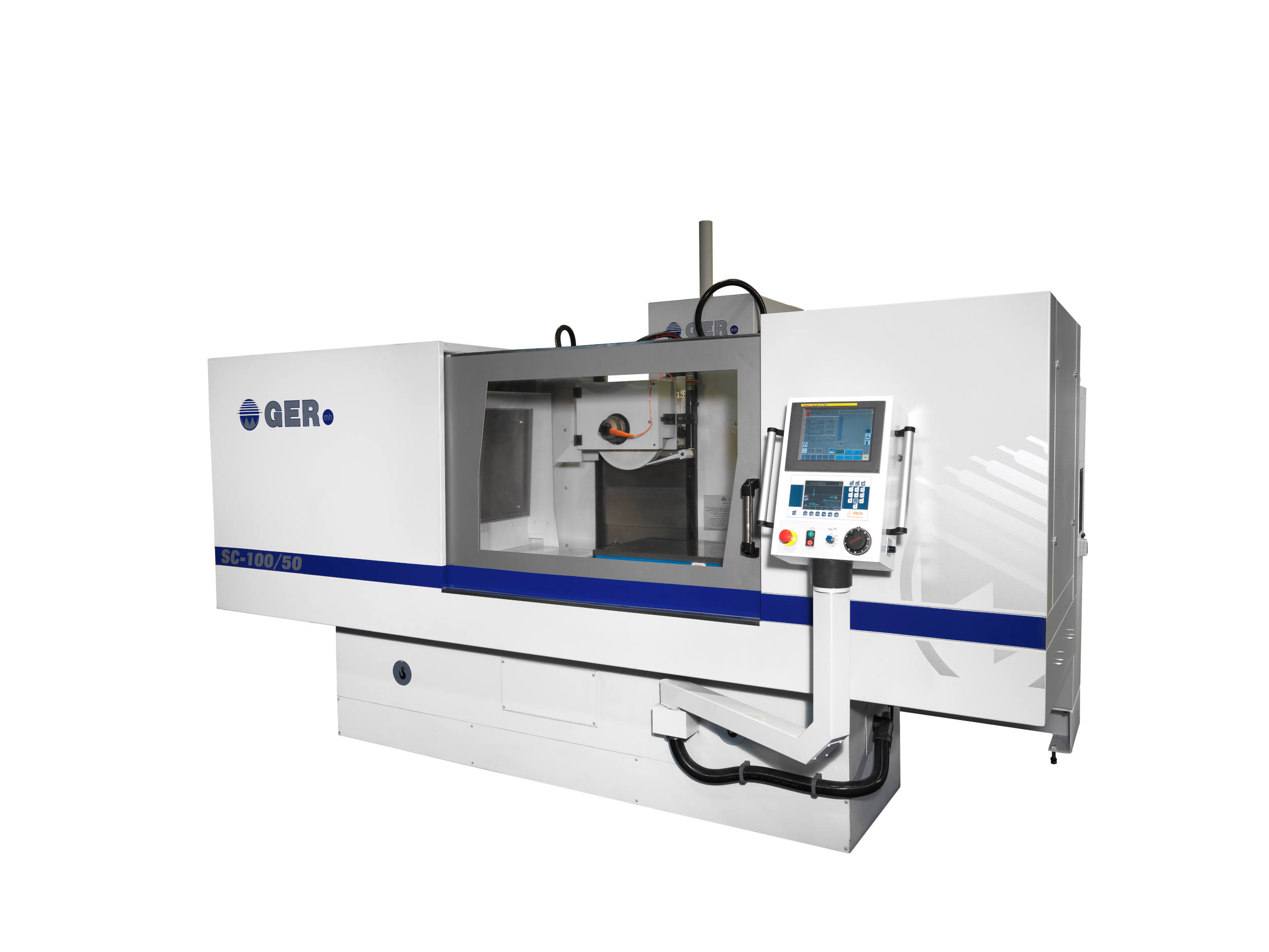 Horizontal spindle surface grinding machines GER_06