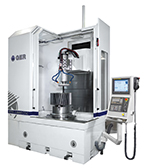 External vertical cylindrical grinding machines GER RT/RTV ROTARY TABLE SURFACE AND CYL. GRINDERS