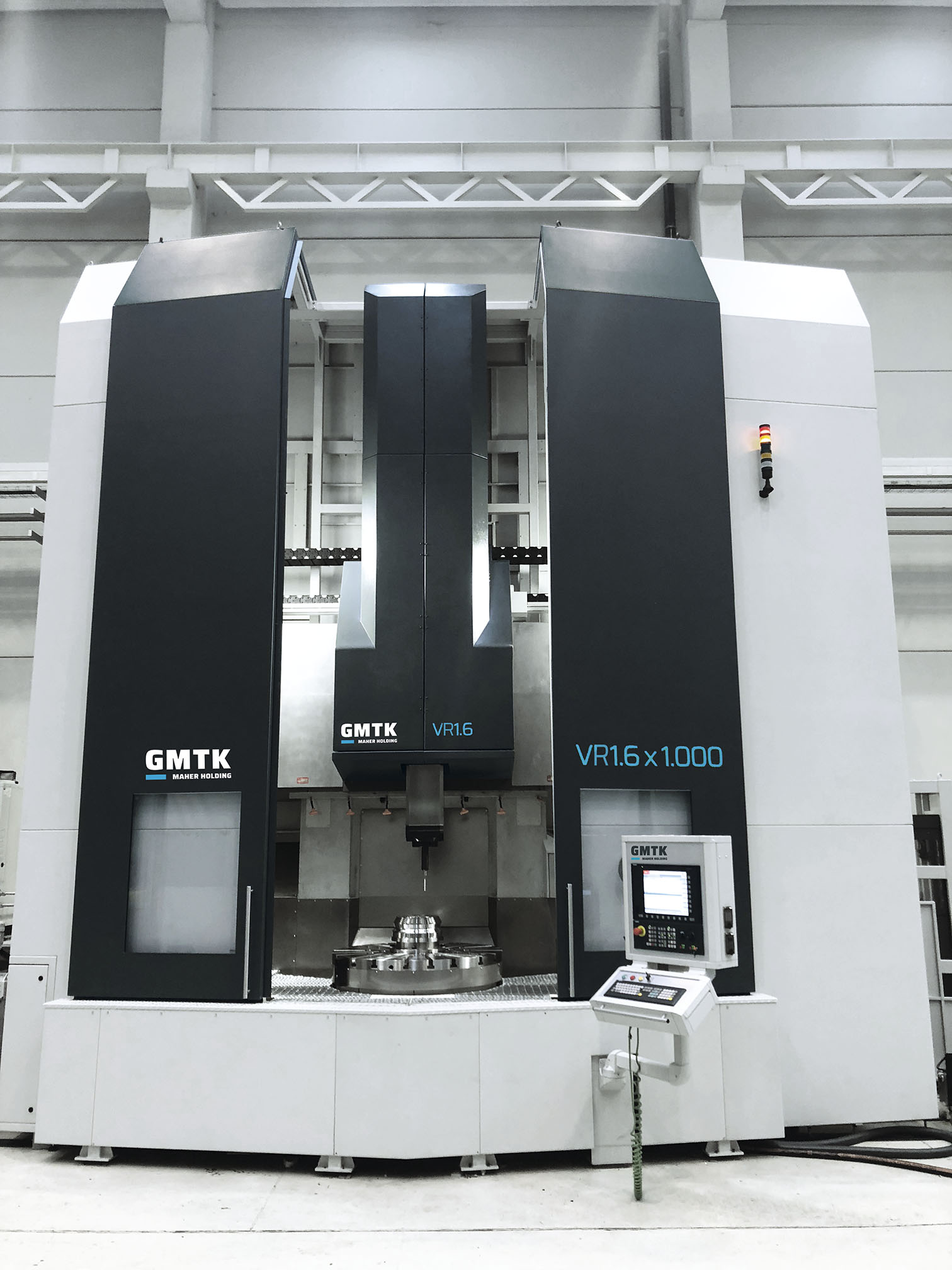 Vertical lathes GMTK - VR