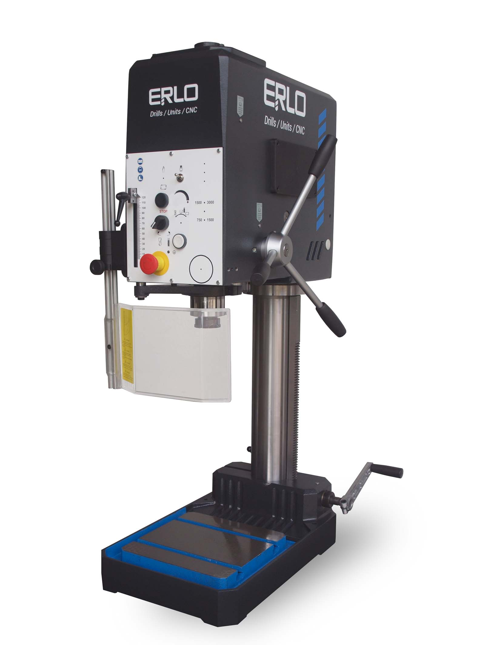 Bench type drilling machines ERLO_SEA-30