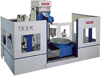 JUARISTI TX3K 5 AXIS MACHINING CENTER