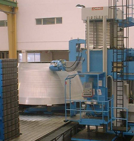 JUARISTI MP RAM FLOOR TYPE HYDROSTATIC MACHINE