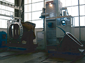Precision floor type boring and milling machines FLOOR TYPE BORING-MILLING MACHINE JUARISTI MX