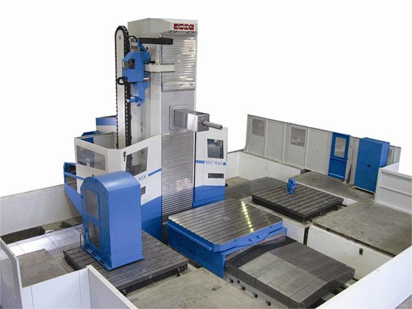 Precision floor type boring and milling machines JUARISTITS_05