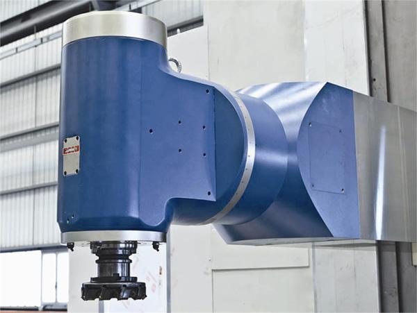 High speed horizontal machining centres JUARISTITS_10
