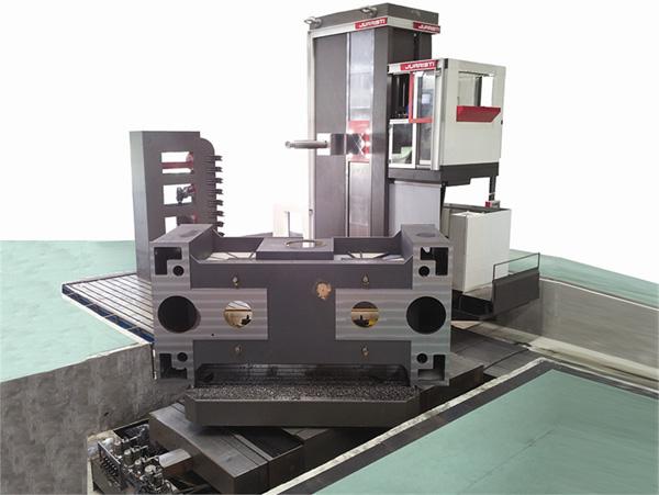 Precision floor type boring and milling machines JUARISTITS_12