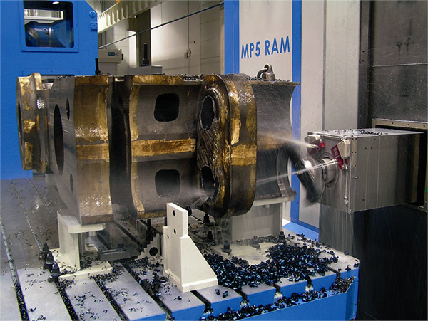 Precision floor type boring and milling machines JUARISTITS_16
