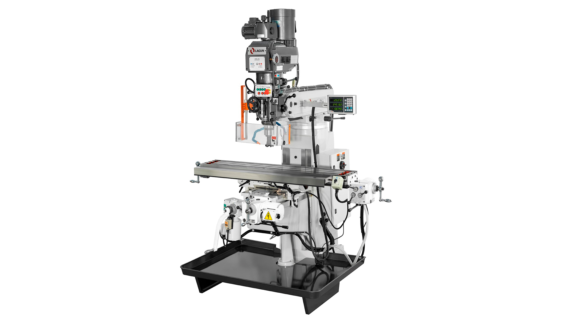 Other milling machines Vertical Turret Milling Machine: FTV-2 model