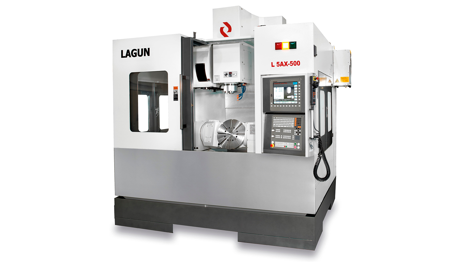 High speed vertical machining centres 5 Axes Simultaneous Machining Centre: L 5AX-500 model