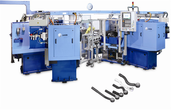 Transfer machining and special machines LANBI02