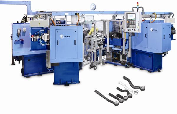 Máquinas especiales y máquinas transfer de mecanizado LANBI02