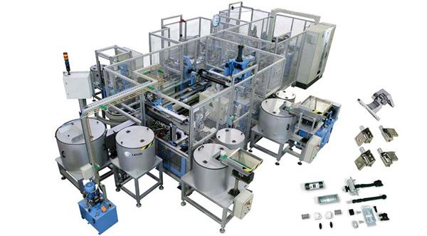 Automatic handling systems LANBI04